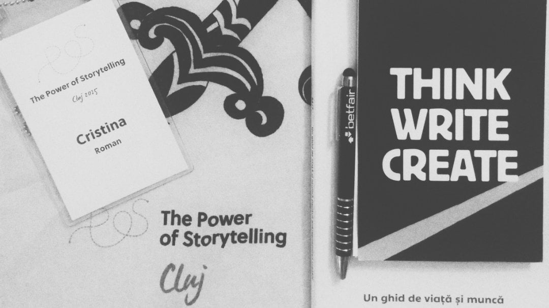 The Power of Storytelling Cluj